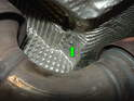 Don't forget to remove the small 8mm screw securing the front of the heat shield right above the catalytic converter.