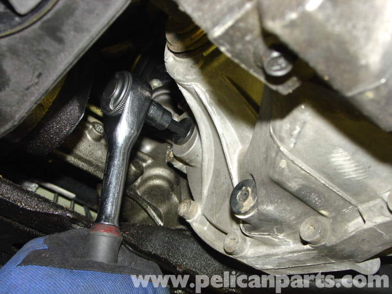 Mini Cooper Manual Transmission And Differential Fluid