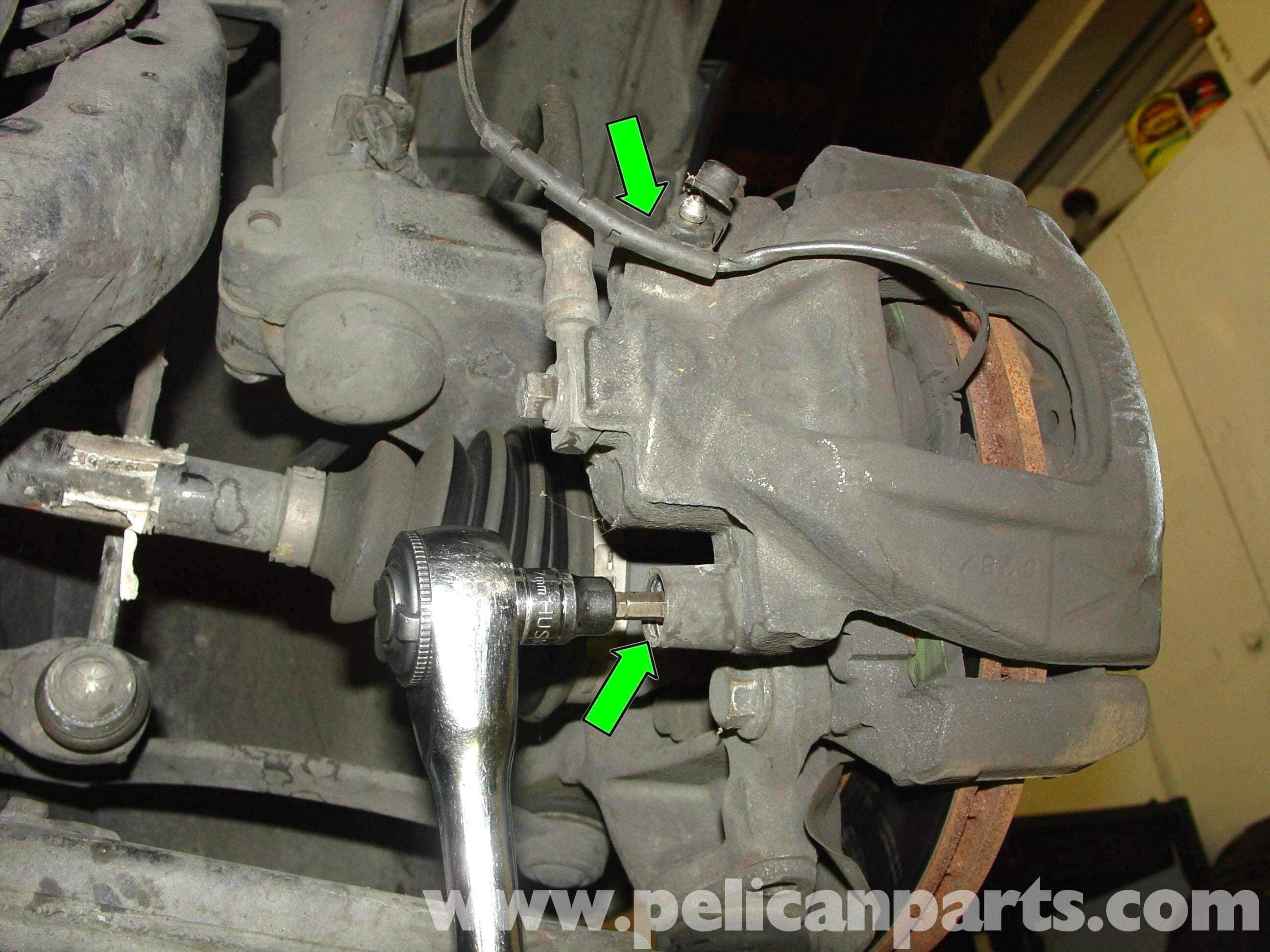 Diagram Brake Pad Wear Not Lossing Wiring Mini Indicator Cooper Replacement R50 R52 R53 2001 2006 Caliper Bad Pads