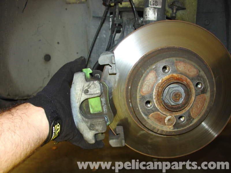 MINI Cooper Brake Pad Replacement (R50/R52/R53 2001-2006) | Pelican