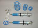 The PSS9 performance suspension kit from Bilstein is the one of the top performing kits available for the MINI Cooper and Cooper S.