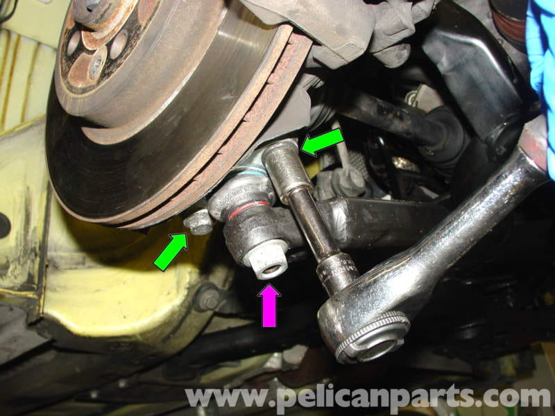 BMW MINI ONE COOPER S CABRIO 1.6 R53 LOWER ARM ball joints ANTI ROLL Links