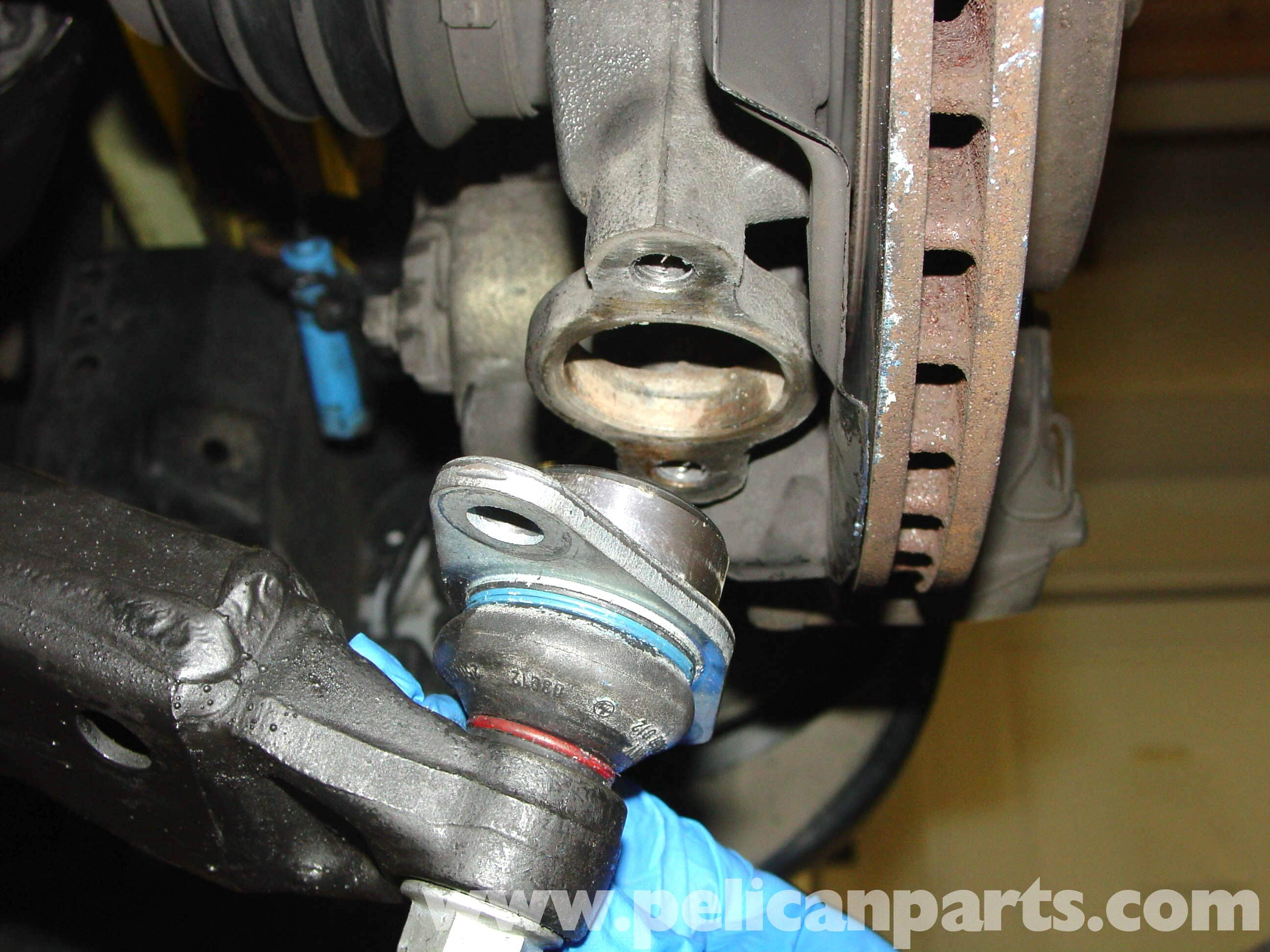 Tie Rodi See The Control Arm That Steerslower Ball Jointstrut