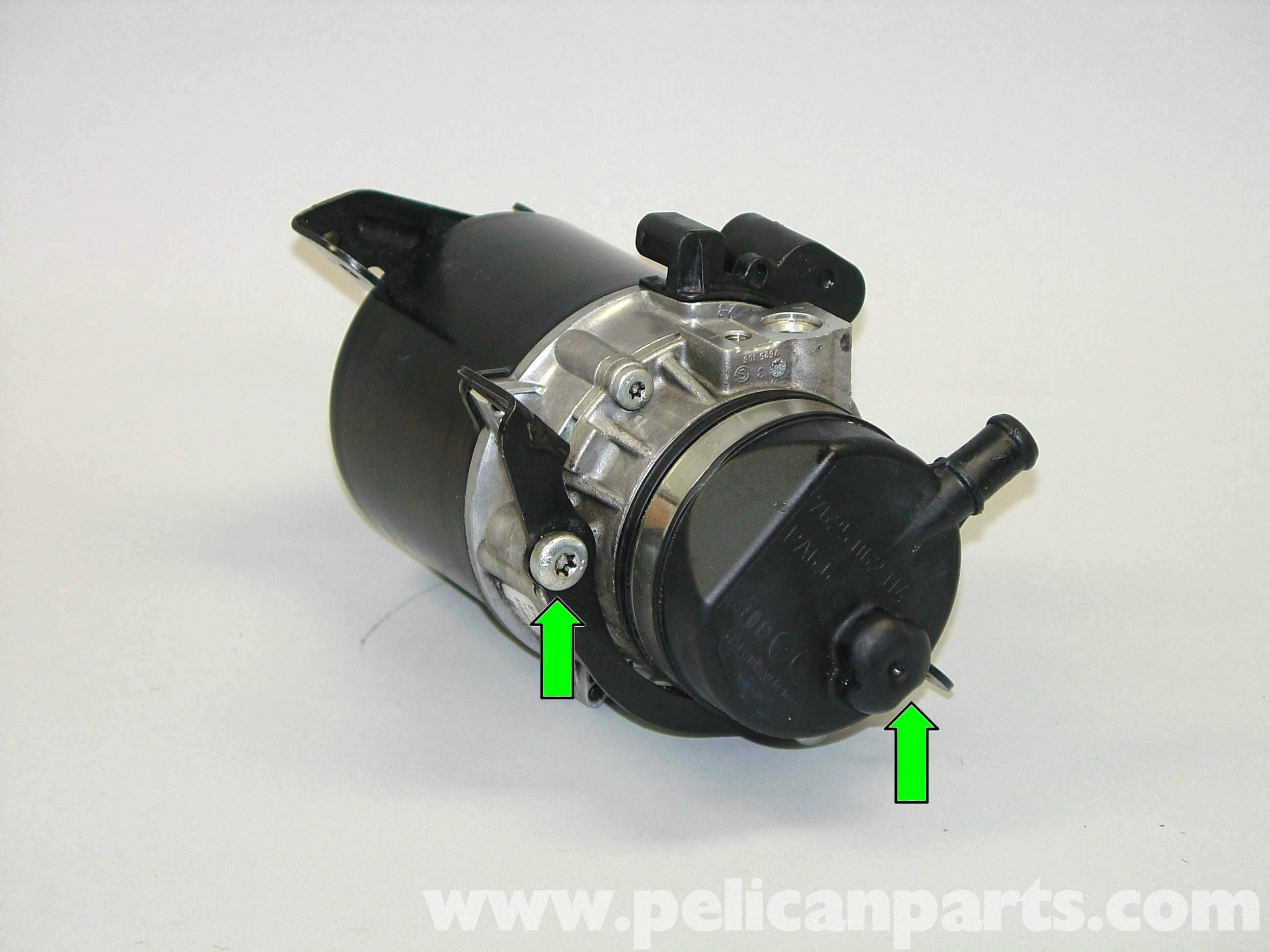 Mini Cooper Power Steering Pump Replacement R50 R52 R53 2001 2006 Pumphosesonly Thing Idid Not Change Is The Ram Large Image Extra