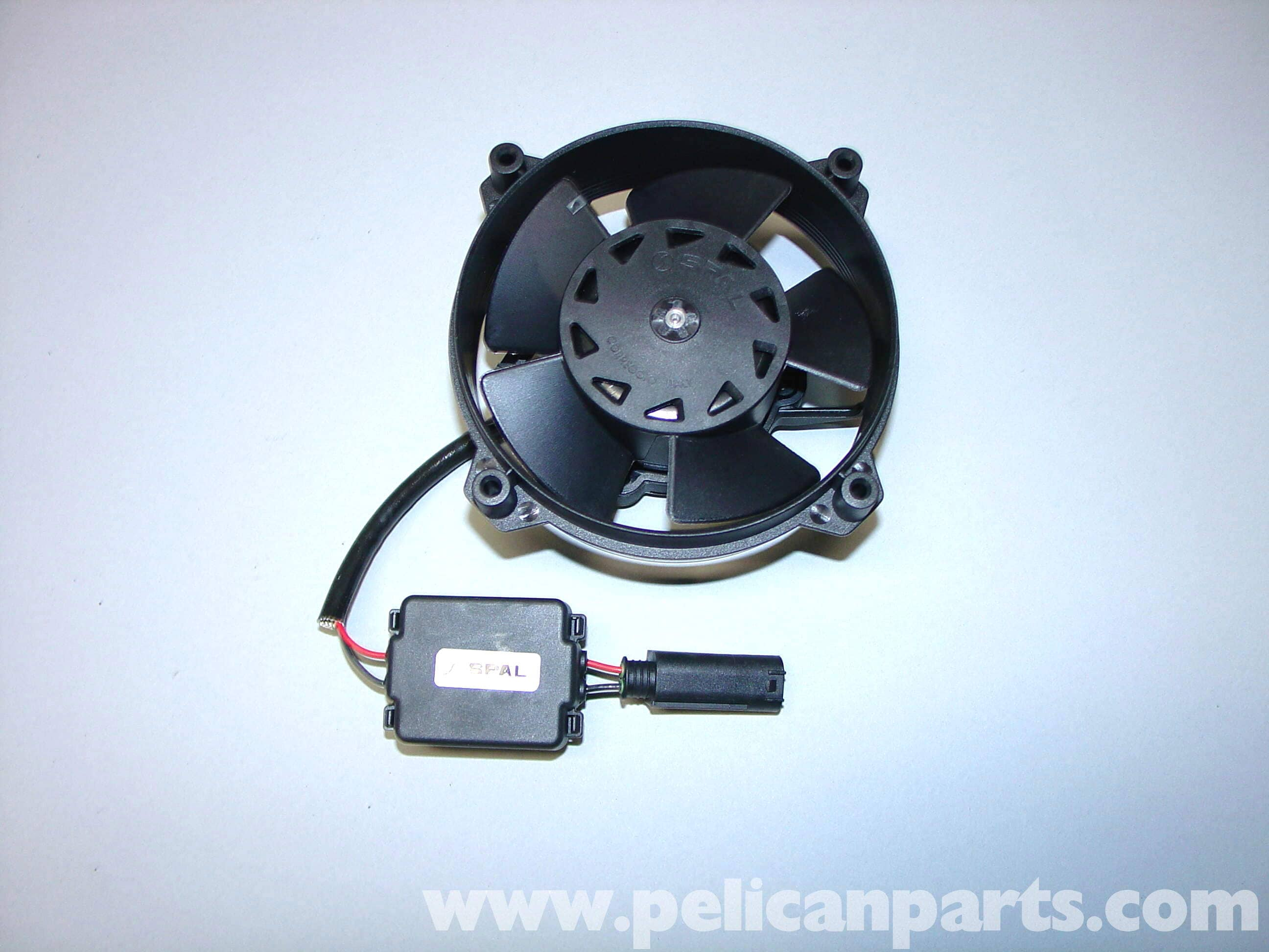Mini Cooper Power Steering Fan Replacement R50 R52 R53 2001 2006 2002 Wiring Diagram Large Image Extra