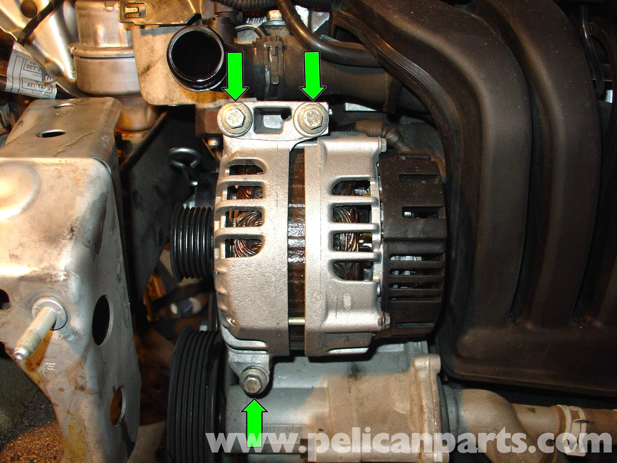 mini cooper alternator replacement rrr