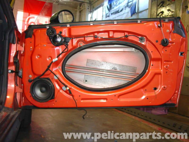Mini Cooper Window Regulator Replacement R50r52r53 2001 2006
