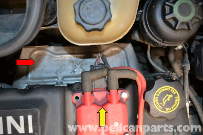 Mini R53 Exhaust Manifold Gasket Replacement