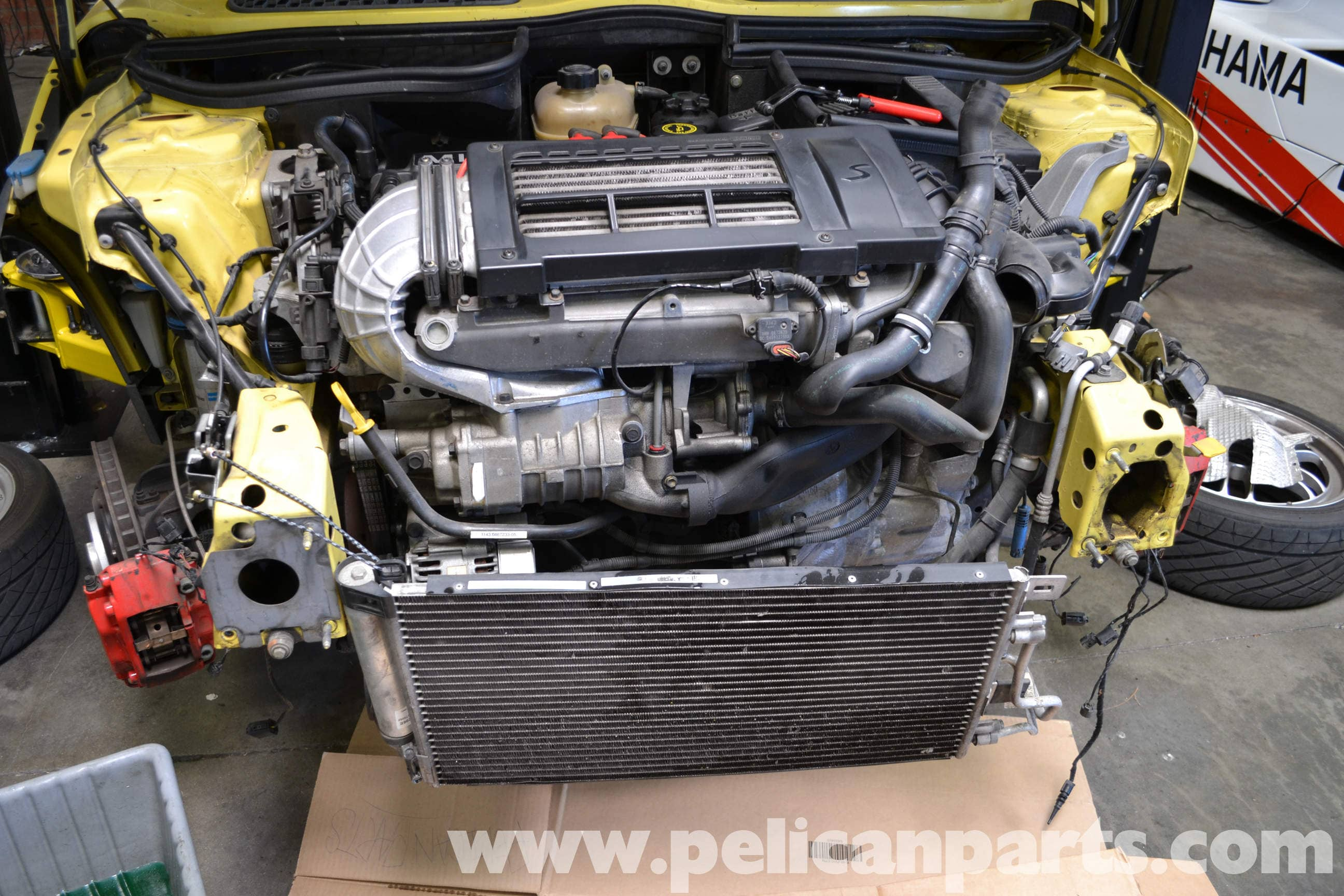 Mini R53 Supercharger Replacement R53 Cooper 2002 2006 Pelican Parts Diy Maintenance Article