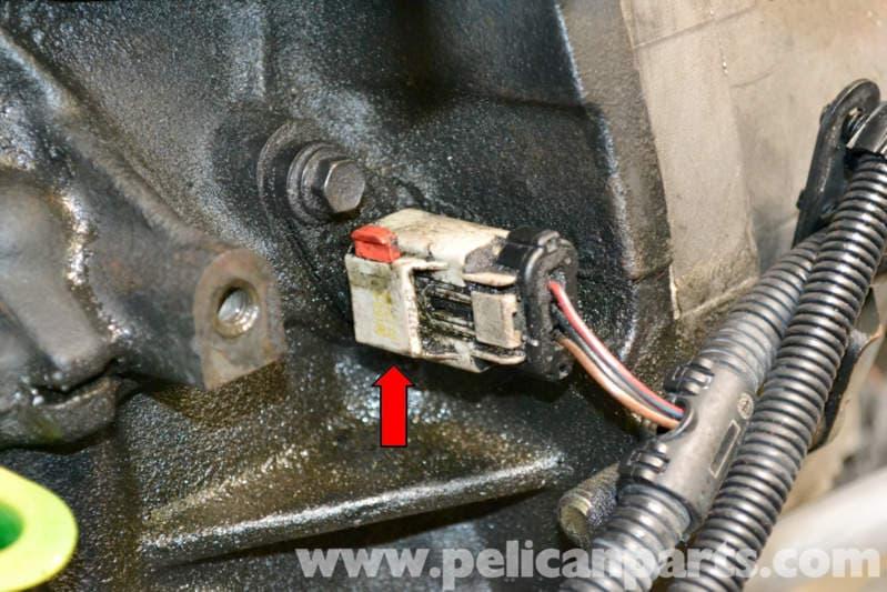 Service Manual How To Remove 2002 Mini Mini Crankshaft