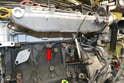 Well look what we find under most of the major components on the engine, the knock sensor (red arrow)!ÃÆ'ÂÆ'ÆÂ'ÃÆ''ÆÂ'ÃÆ'ÂÆ'¢ÃÆ''€ÃÆ'Â'Ã...¡ÃÆ'ÂÆ'ÆÂ'ÃÆ''â€ÂÃ...¡ÃƒÆ'ÂÆ'â€ÂÃ...¡ÃƒÆ'Â'Ã'From here is it simple, use a 13mm socket and remove it.