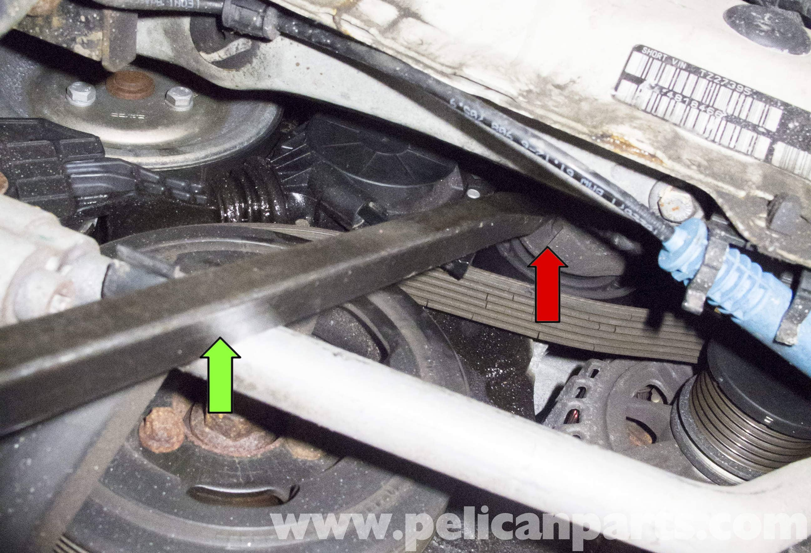 Mini Cooper S Belt Diagram Great Installation Of Wiring Engine 04 R56 Drive Replacement 2007 2011 Pelican Parts Rh Pelicanparts Com Routing 2003
