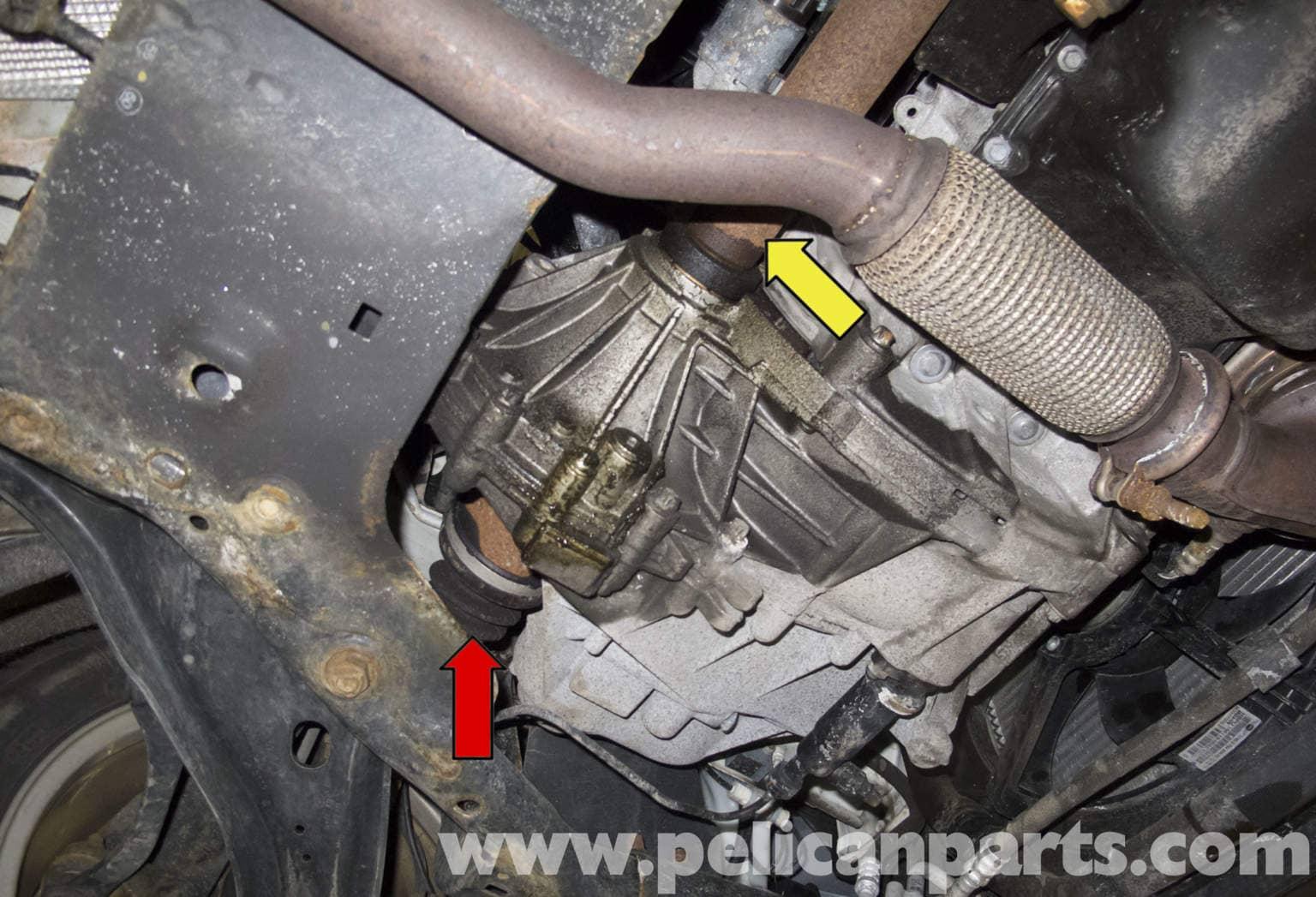 Mini Cooper R56 Drive Axle Replacement 2007 2011