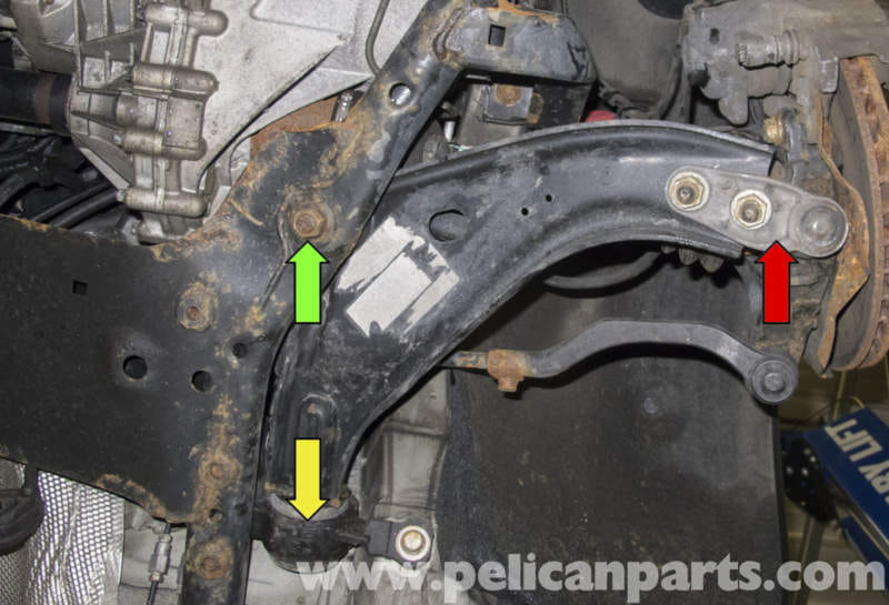Mini Cooper R56 Front Ball Joint Replacement 2007 2011