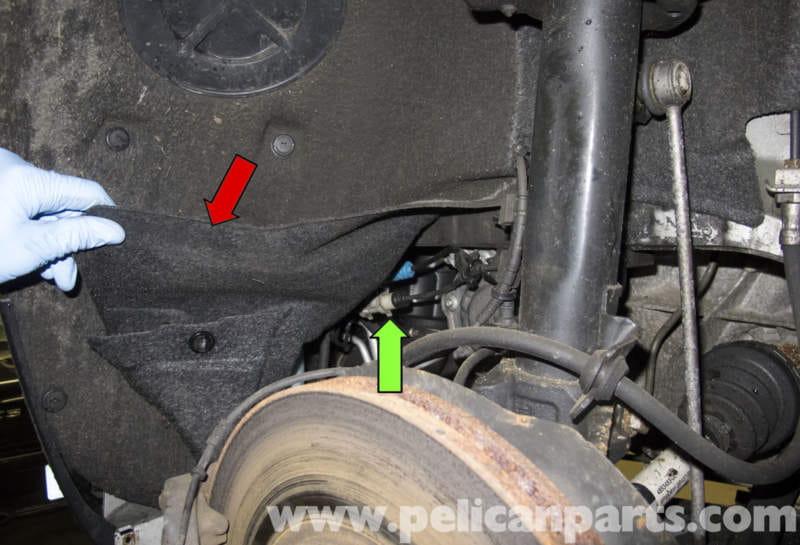 Mini Cooper R56 Brake Pad Sensor Testing 2007 2011