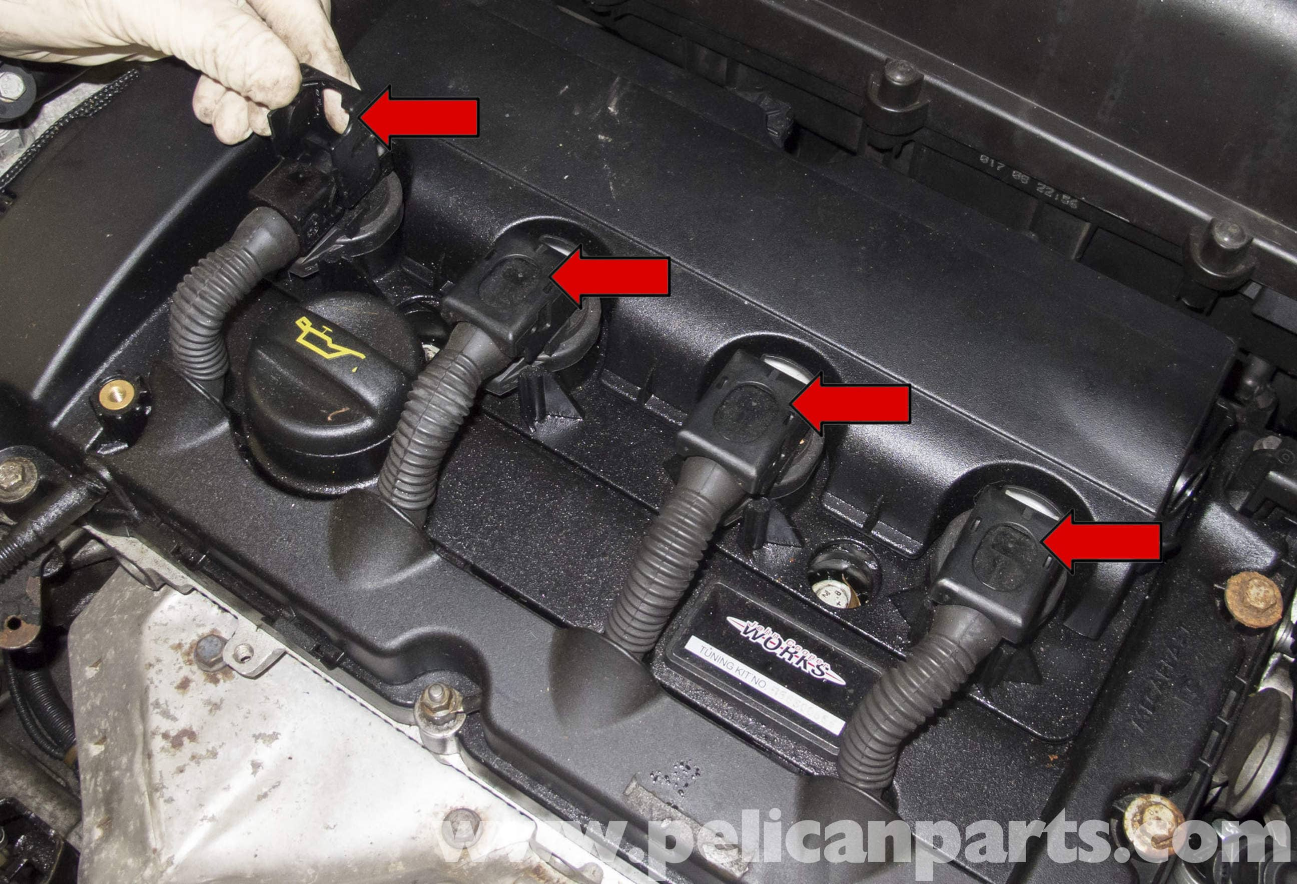 MINI Cooper R56 Engine Management Systems (2007-2011) | Pelican ...