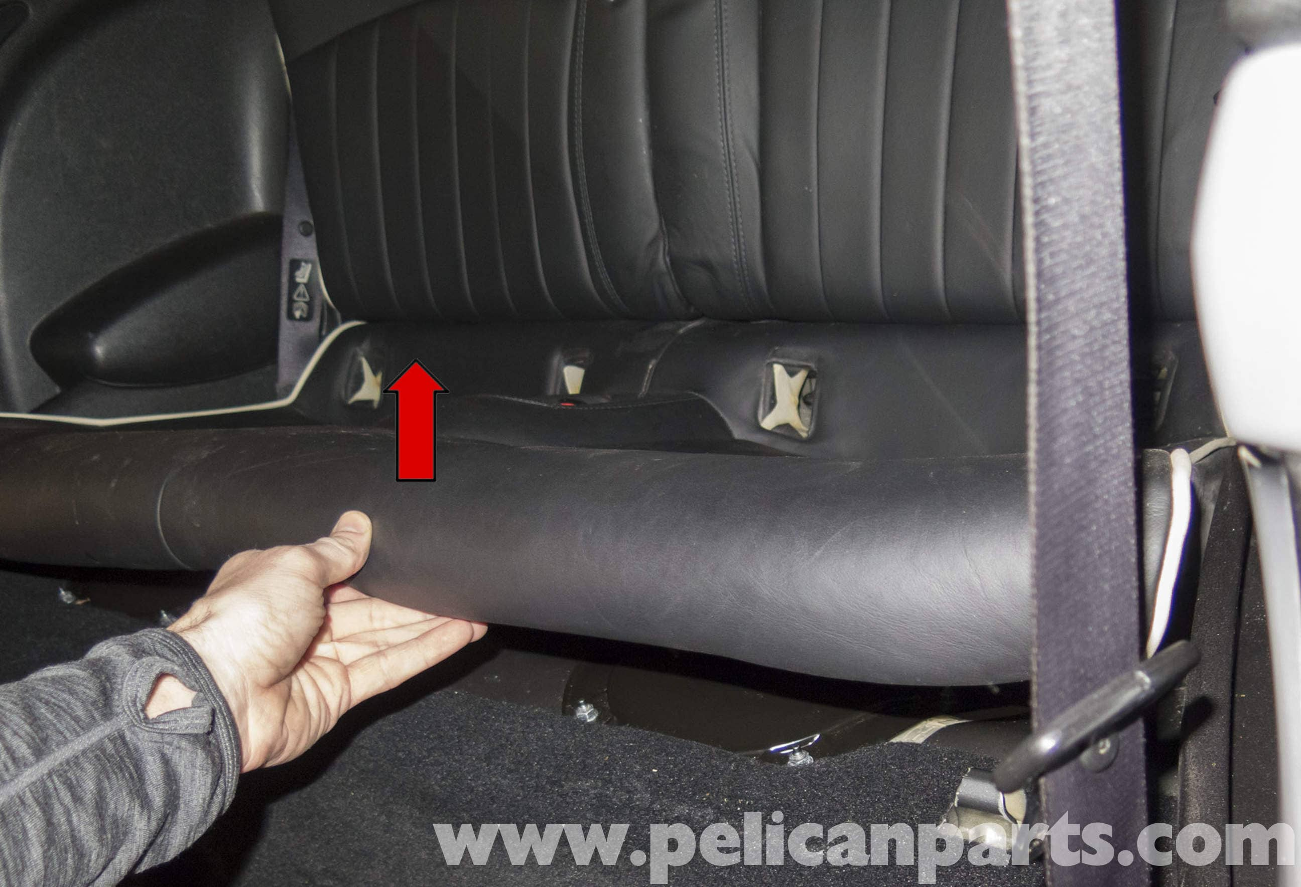 Mini Cooper R56 Seat Removal And Replacement 2007 2011