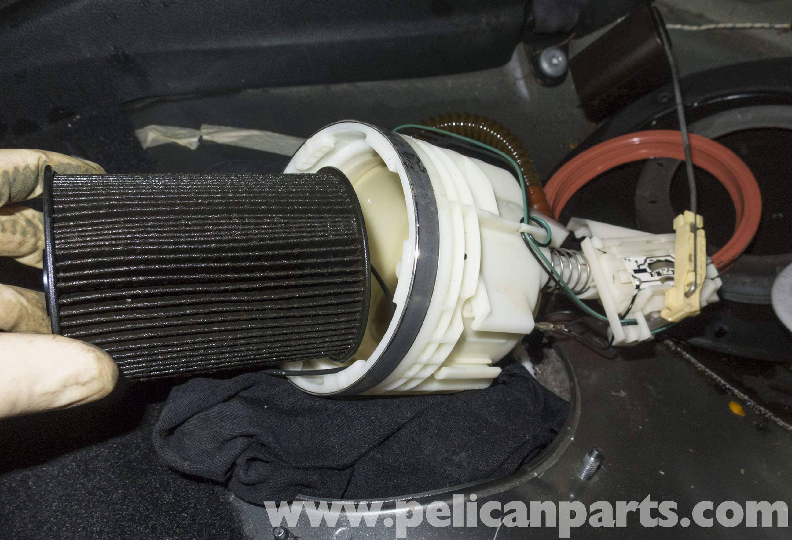 MINI Cooper R56 Fuel Filter Replacement (2007-2011) | Pelican Parts