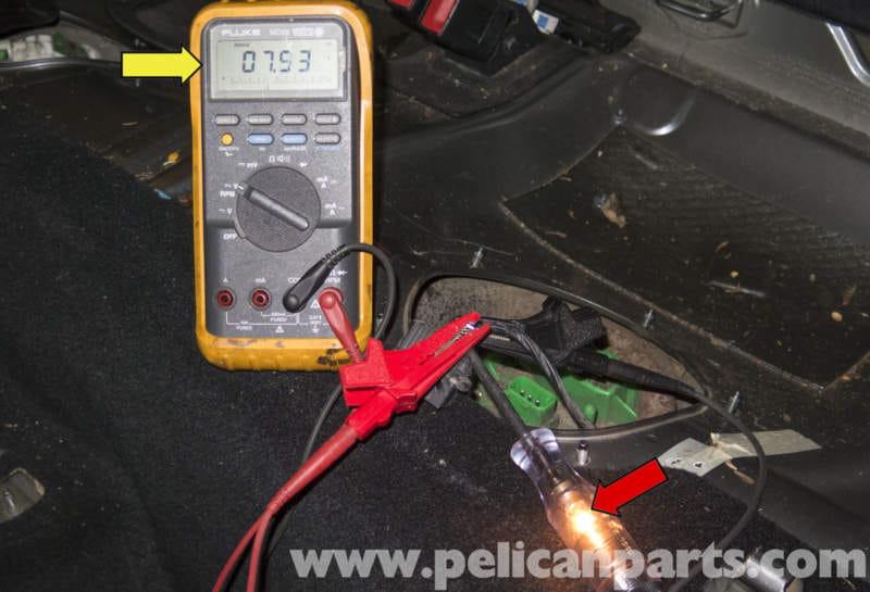 Mini Cooper R56 Fuel Pump Testing  2007