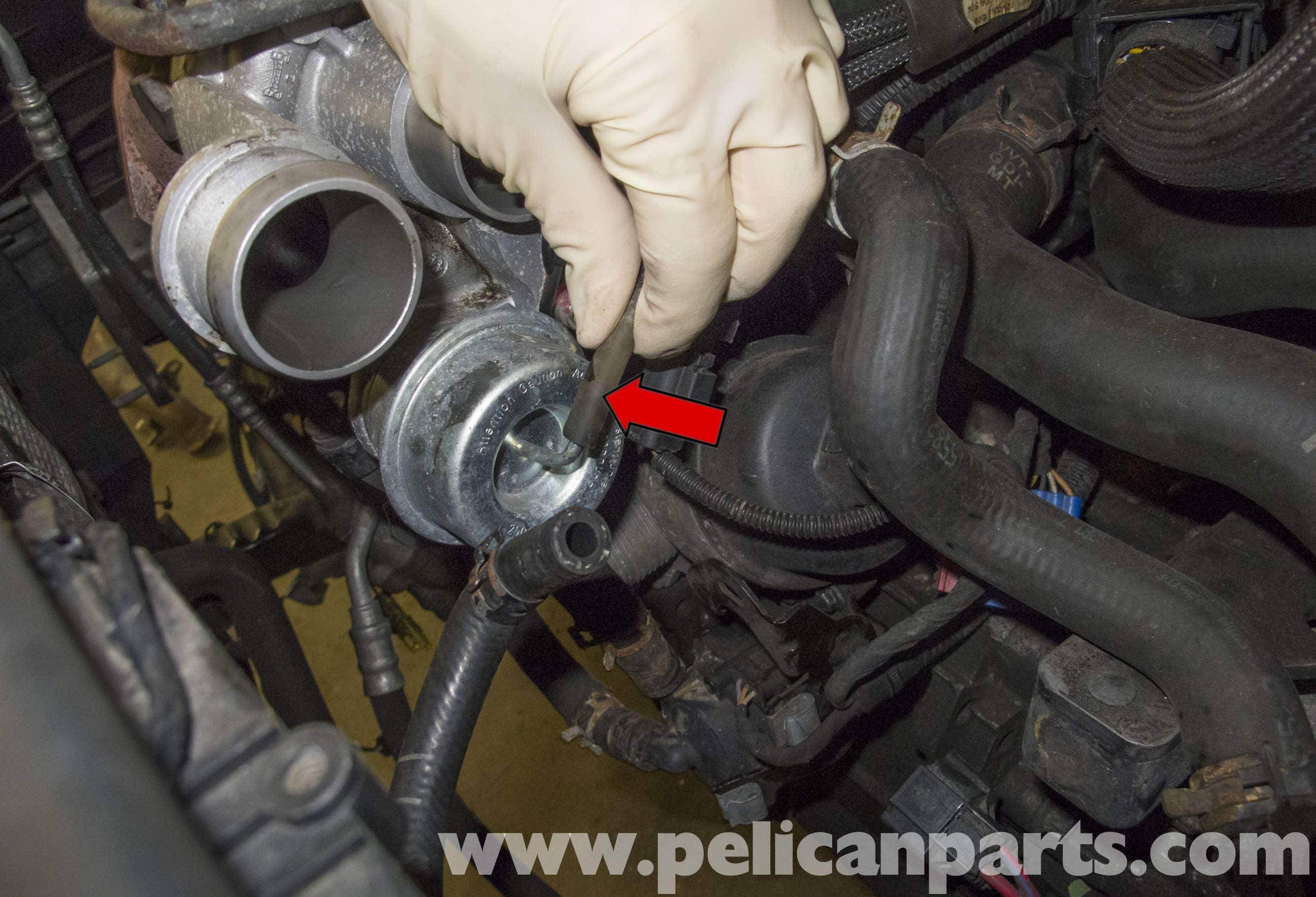 Mini R56 Testing the Engine Turbocharger Wastegate | R56 Cooper S