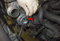 The MINI R56 turbocharger can produce excessive intake air pressure; the turbocharger system is equipped with a wastegate to release the excess pressure.