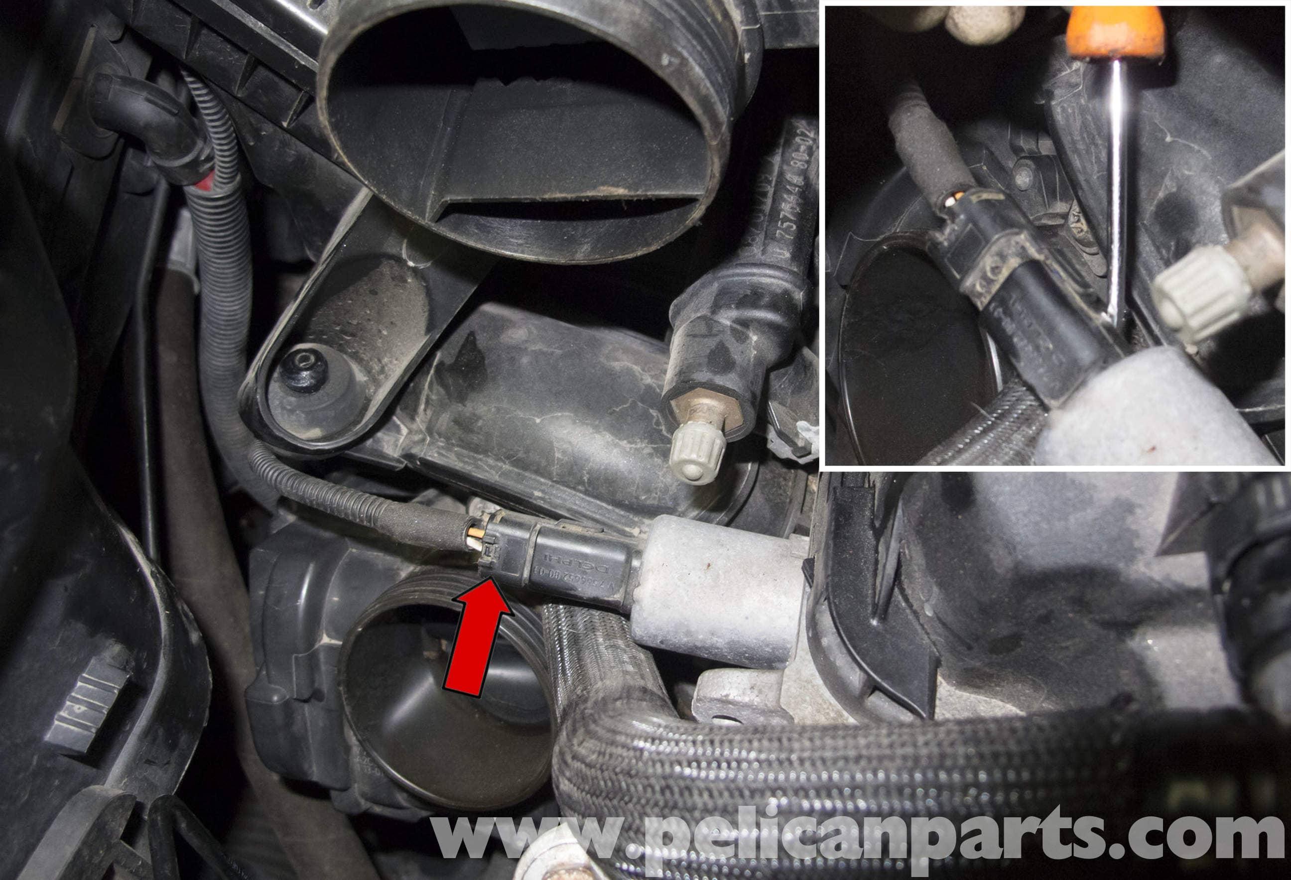 Mini Cooper R56 Vanos Solenoid Replacement 2007 2011