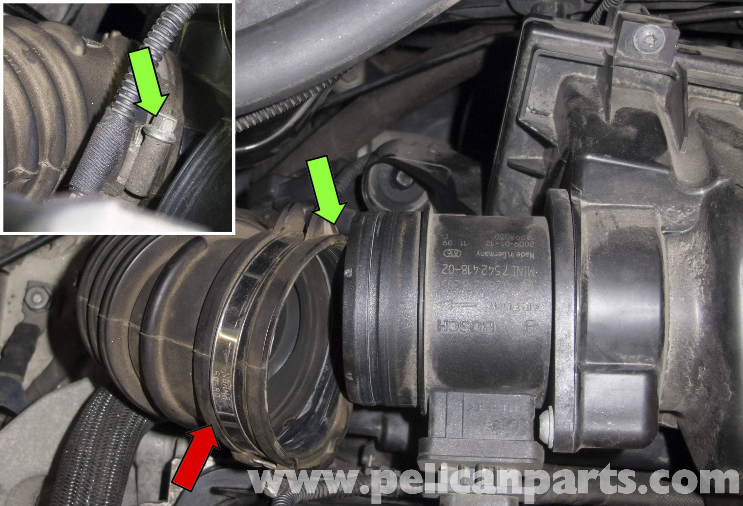 MINI Cooper R56 Throttle Housing Replacement (2007-2011