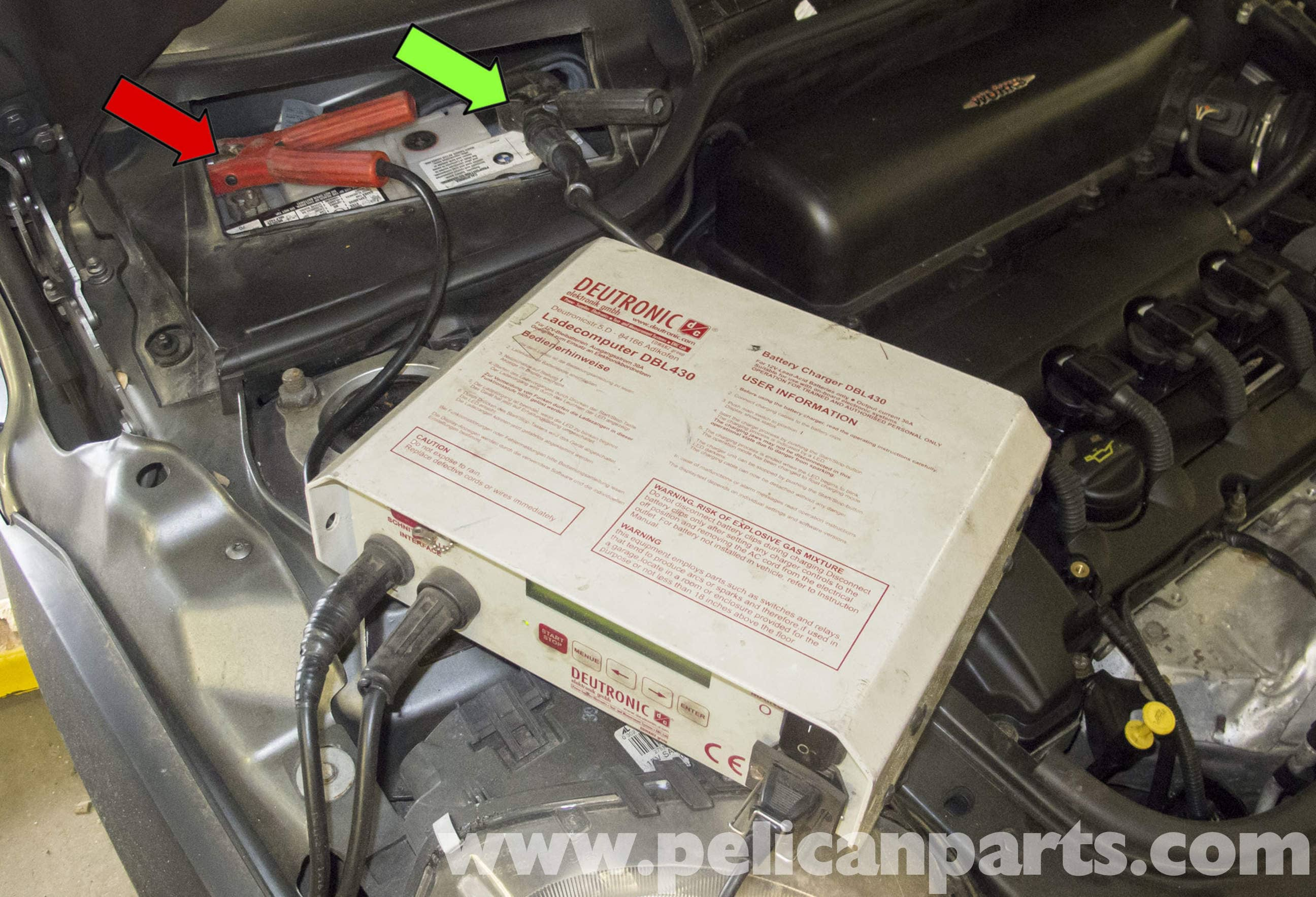 Mini Cooper R56 Battery And Connection Notes Replacement 2007 2011