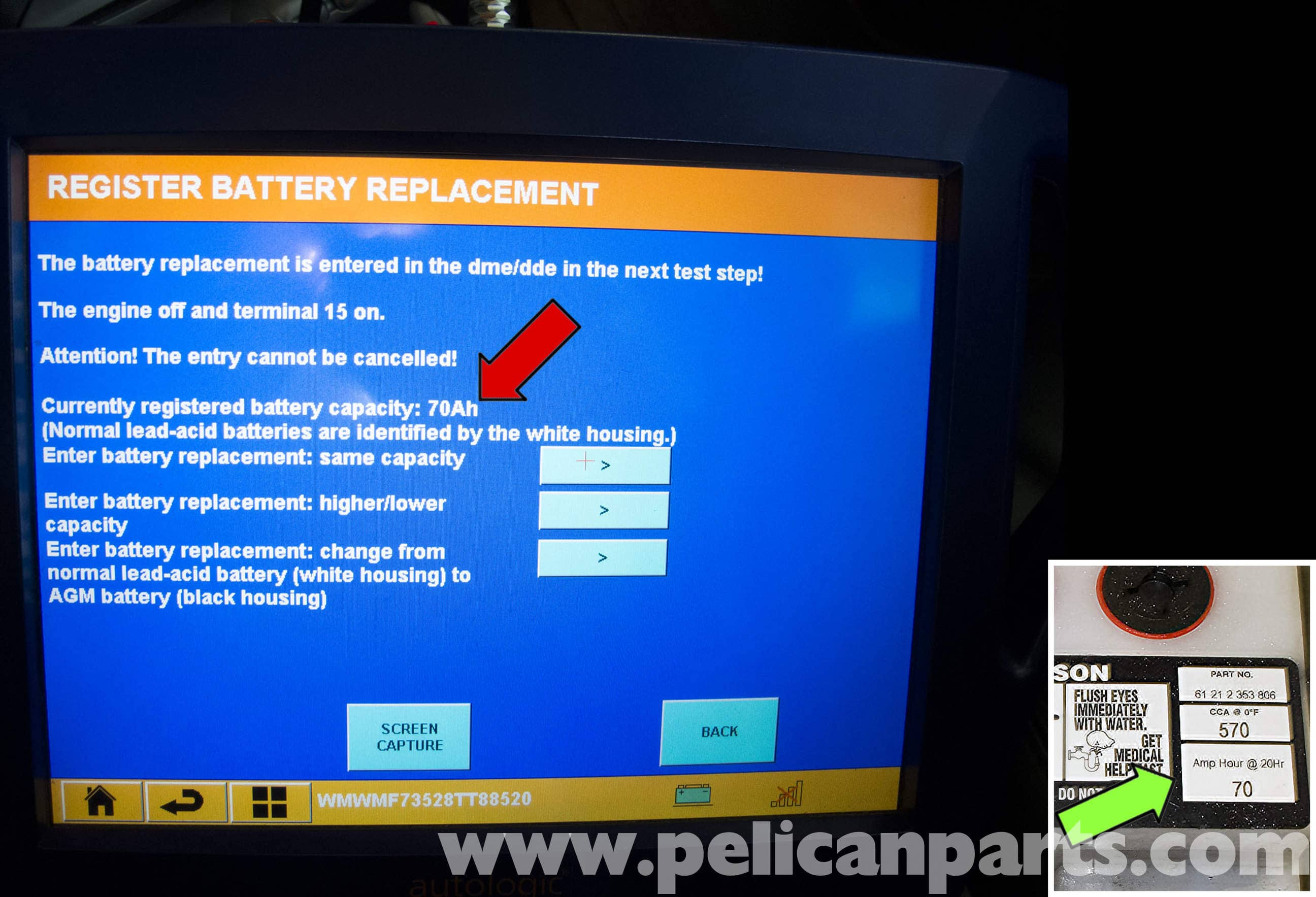MINI Cooper R56 Battery and Connection Notes Replacement