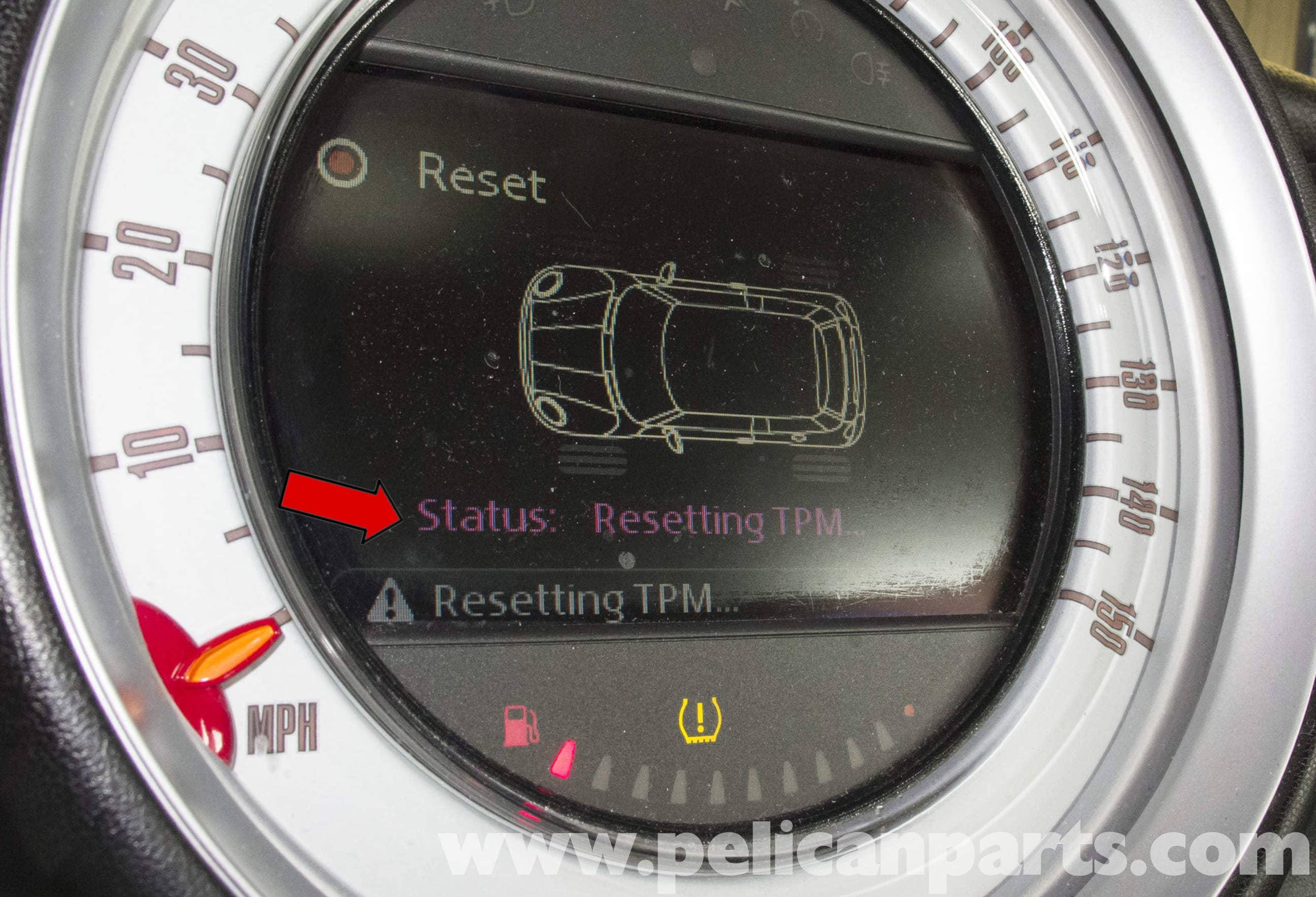Tire Pressure Sensor Fault >> MINI Cooper R56 Tire Pressure Monitoring (2007-2011) | Pelican Parts DIY Maintenance Article