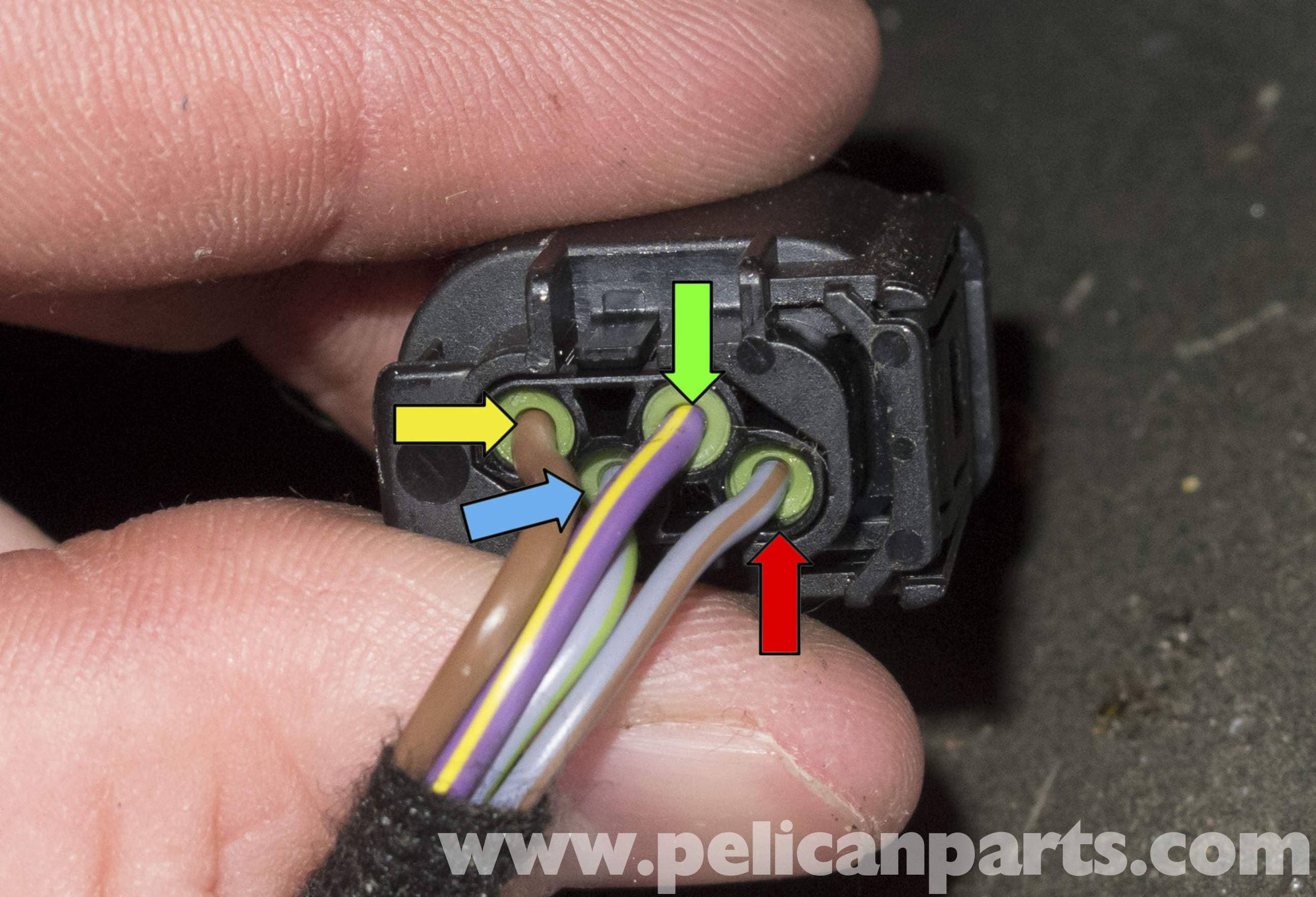 pic10 mini cooper r56 tailgate latch replacement (2007 2011) pelican 2008 mini wiring diagram at n-0.co
