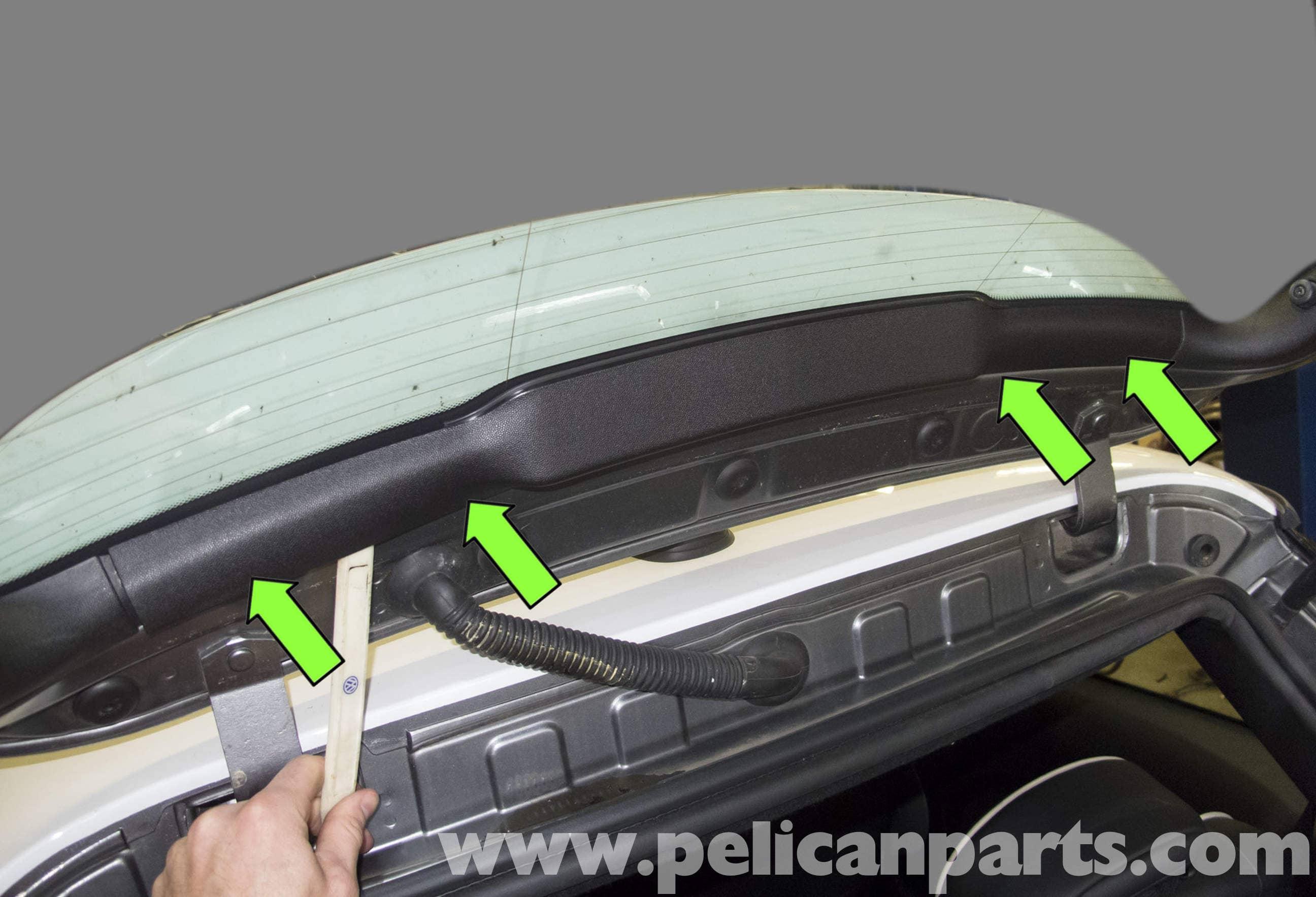 Mini cooper r56 third brake and license plate lights replacement large image extra large image third brake light aloadofball Gallery