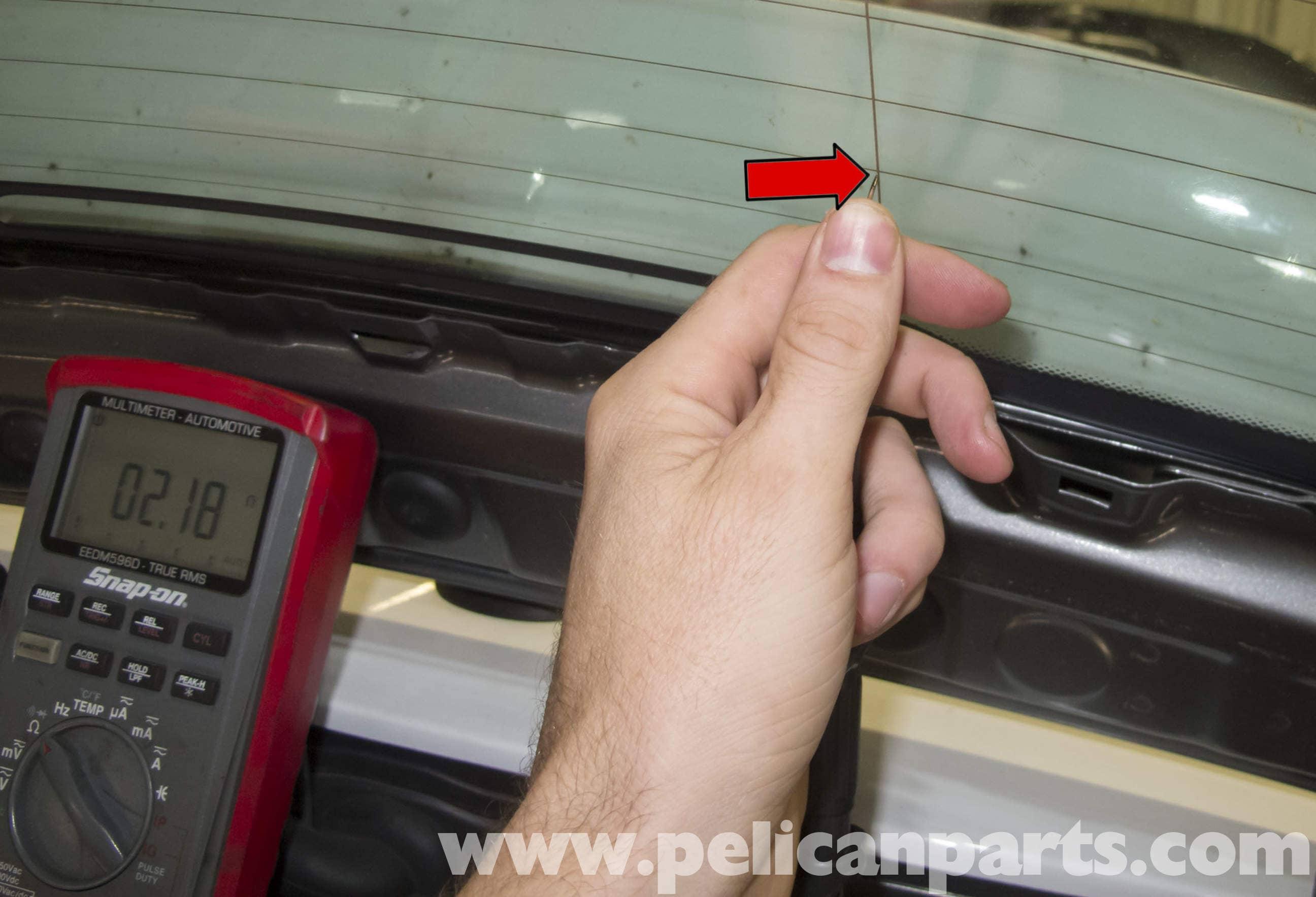 MINI Cooper R56 Radio Antenna Replacement (2007-2011) | Pelican