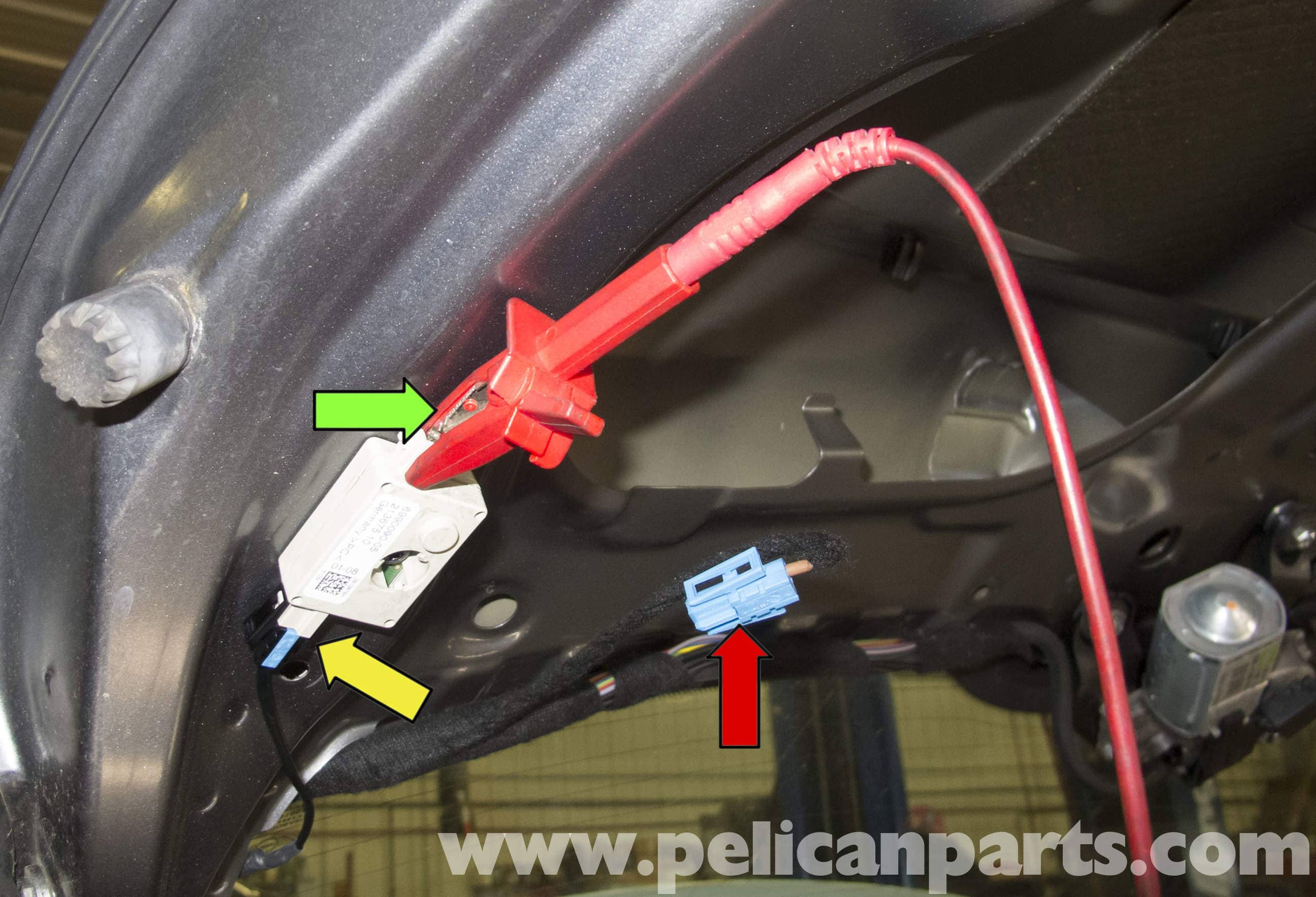 Mini Cooper R56 Radio Antenna Replacement 2007 2011 Pelican Car Wiring For Home Use Large Image Extra
