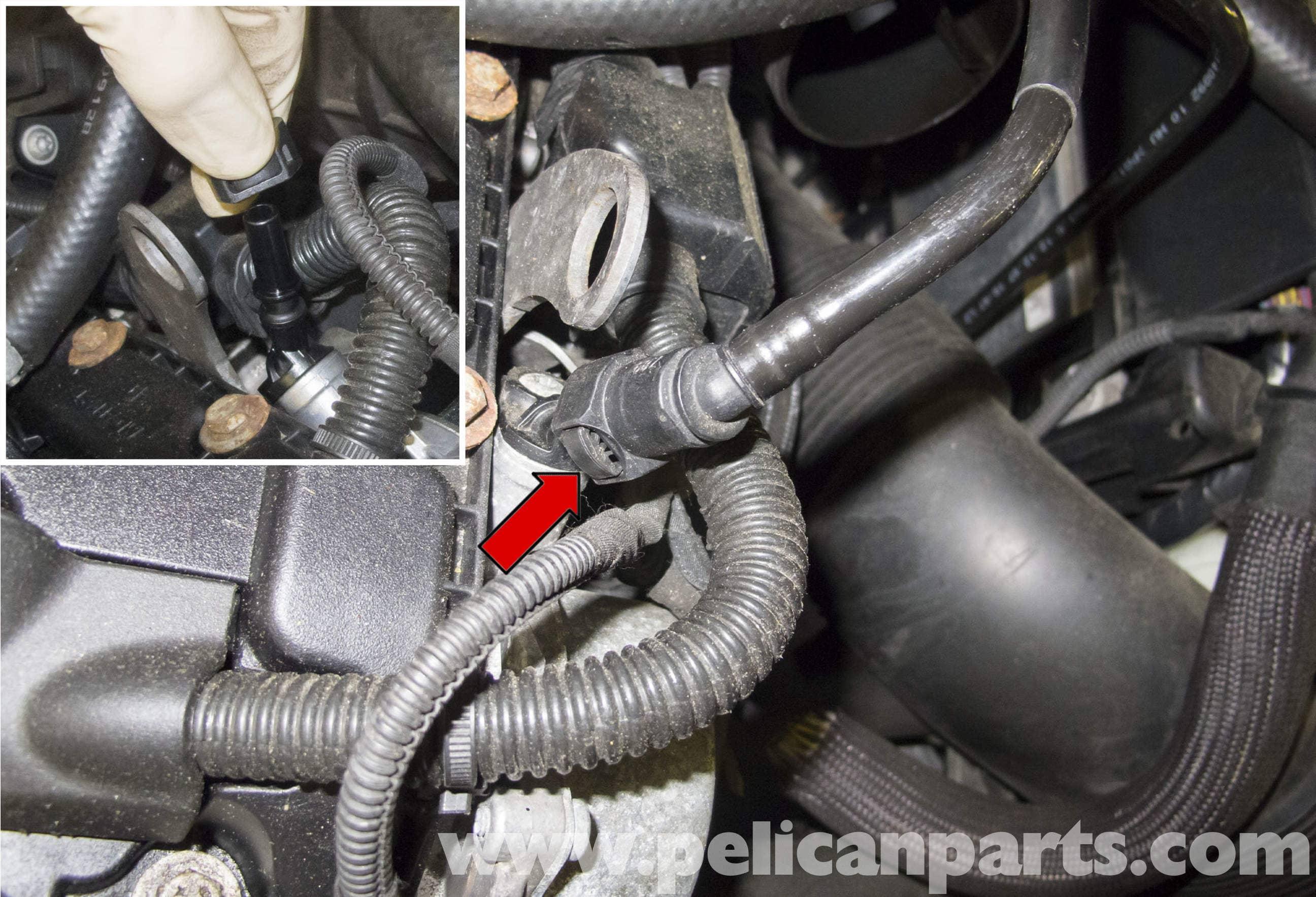 Mini Cooper R56 Vacuum Pump Replacement 2007 2011 Pelican Parts Volvo Wiring Diagram Large Image Extra
