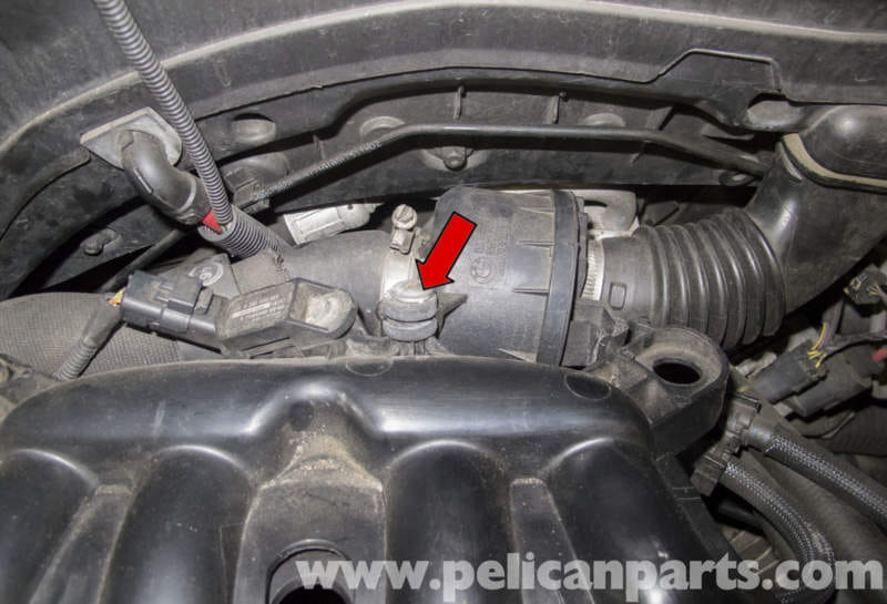 MINI Cooper R56 Turbocharged Engine Intake Manifold