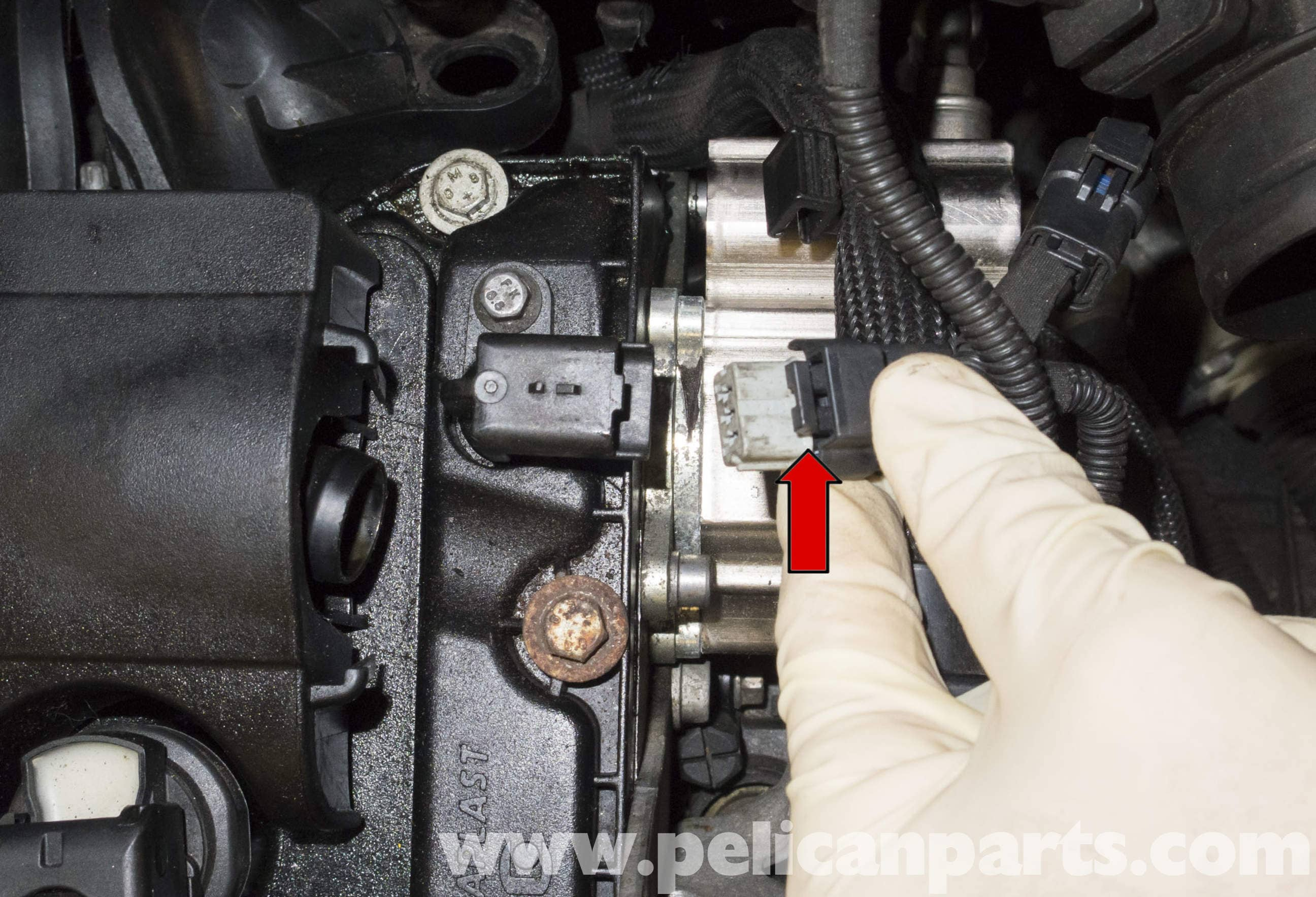 MINI Cooper R56 Coolant Temperature and Oil Pressure Sensor