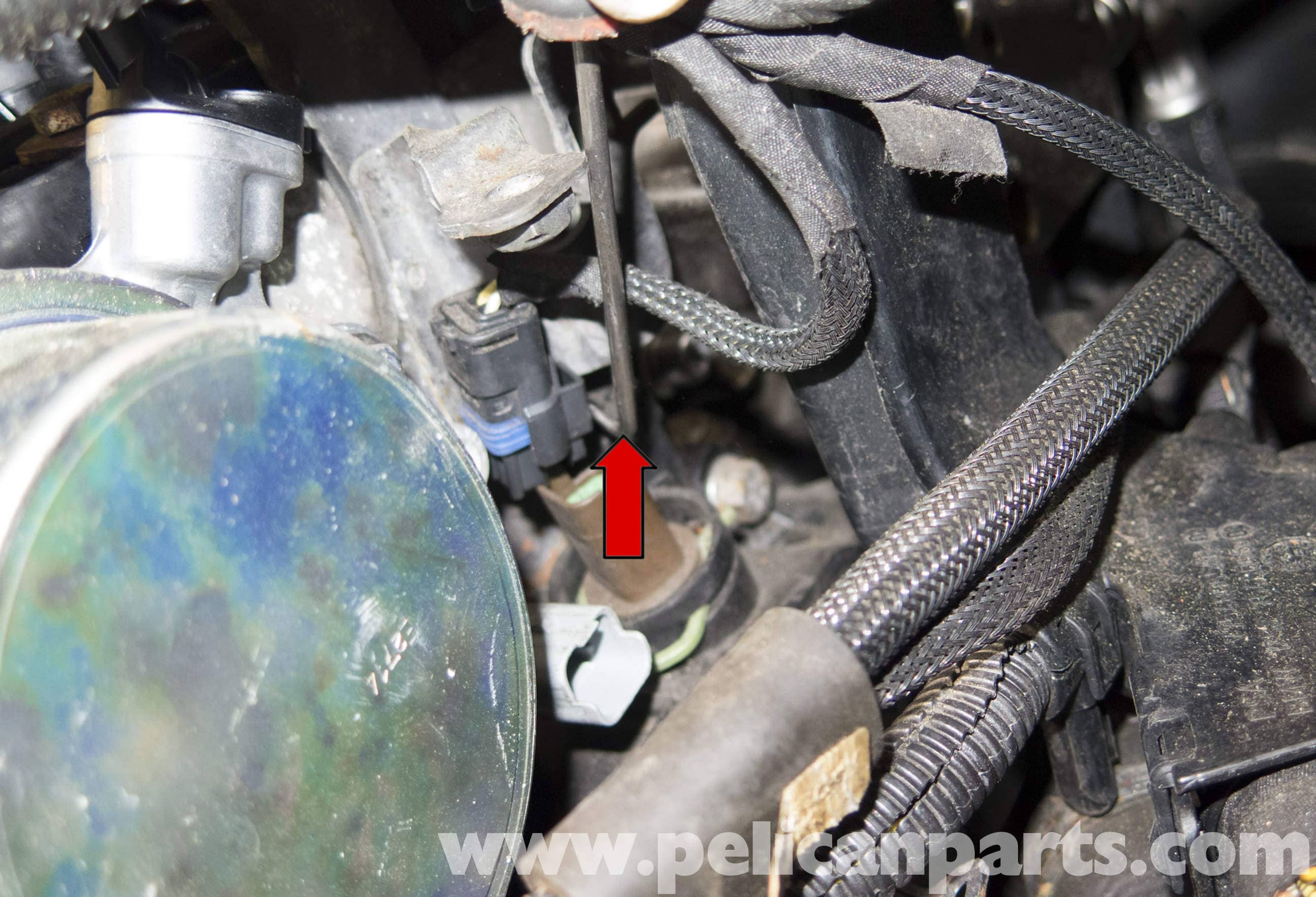 MINI Cooper R56 Coolant Temperature and Oil Pressure Sensor ...