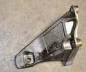 Here is the engine mounting arm removed from the vehicle.