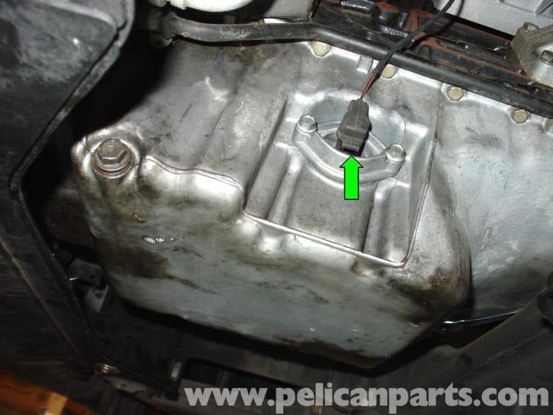 Mercedes Benz W210 Intake Manifold Removal 1996 03 E320