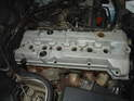 Now place the valve cover back on the cylinder head.