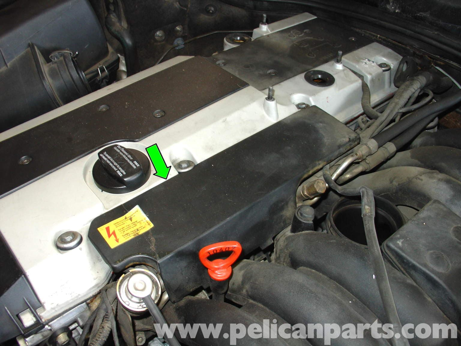 Mercedes Benz W210 Fuel Pressure Regulator Replacement 1996 03 Details About W140 Engine Wiring Harness Wires Updated S Large Image