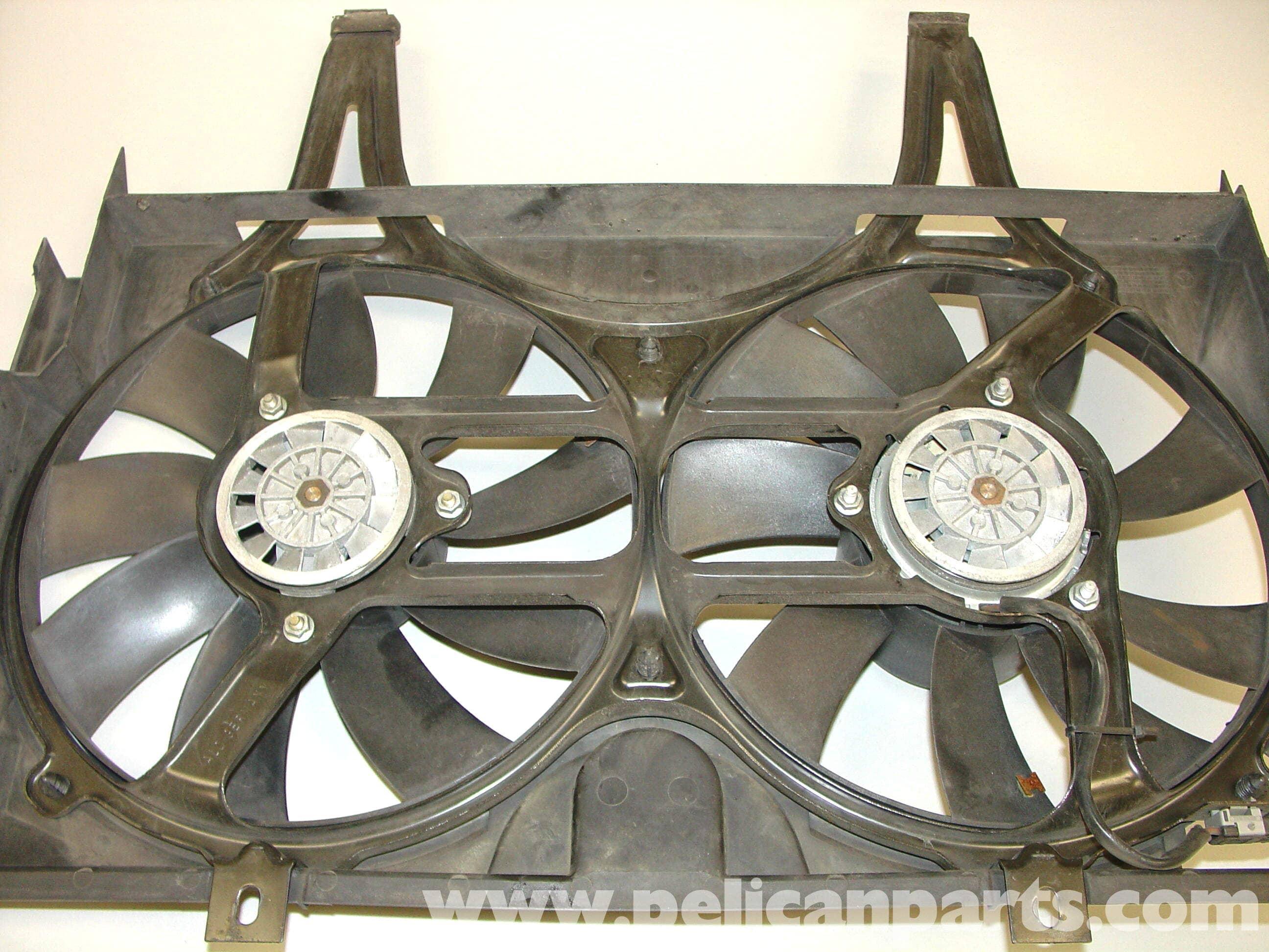 Mercedes benz w210 auxiliary cooling fan belt replacement for Replacement parts for mercedes benz