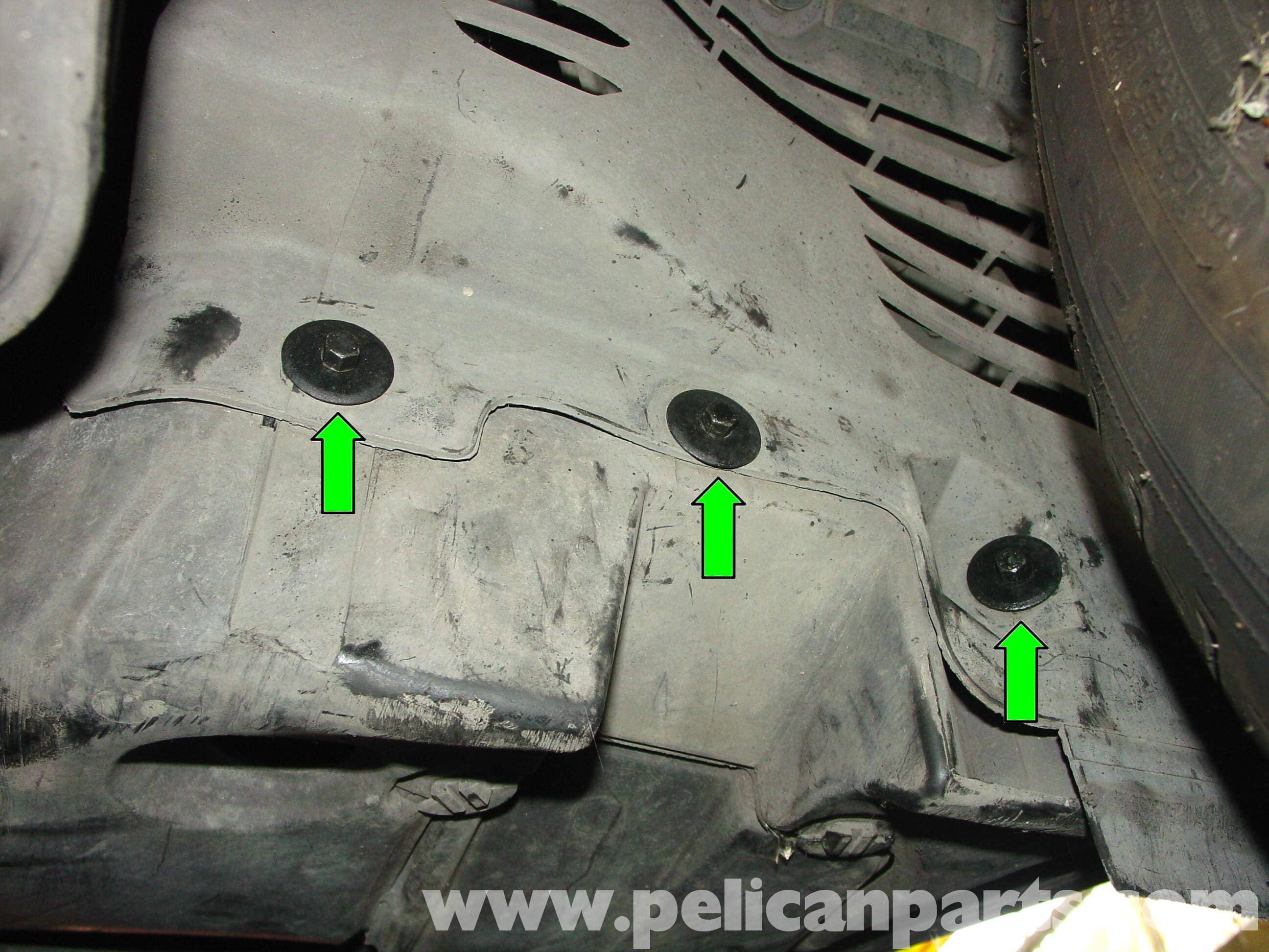 Automatic transmission fluid change pelican parts autos post for Mercedes benz transmission fluid change