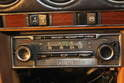 The factory installed radio / cassette player was manufactured in Mexico by Becker.