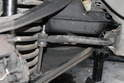 Stabilizer Bars: The stabilizer bars are also known as sway bars, anti-roll bars or some folks call them torsion bars.