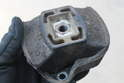 The engine mount is now free and can be replaced.
