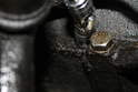In a few instances, you will have to use a universal swivel on the socket to remove the bolts.
