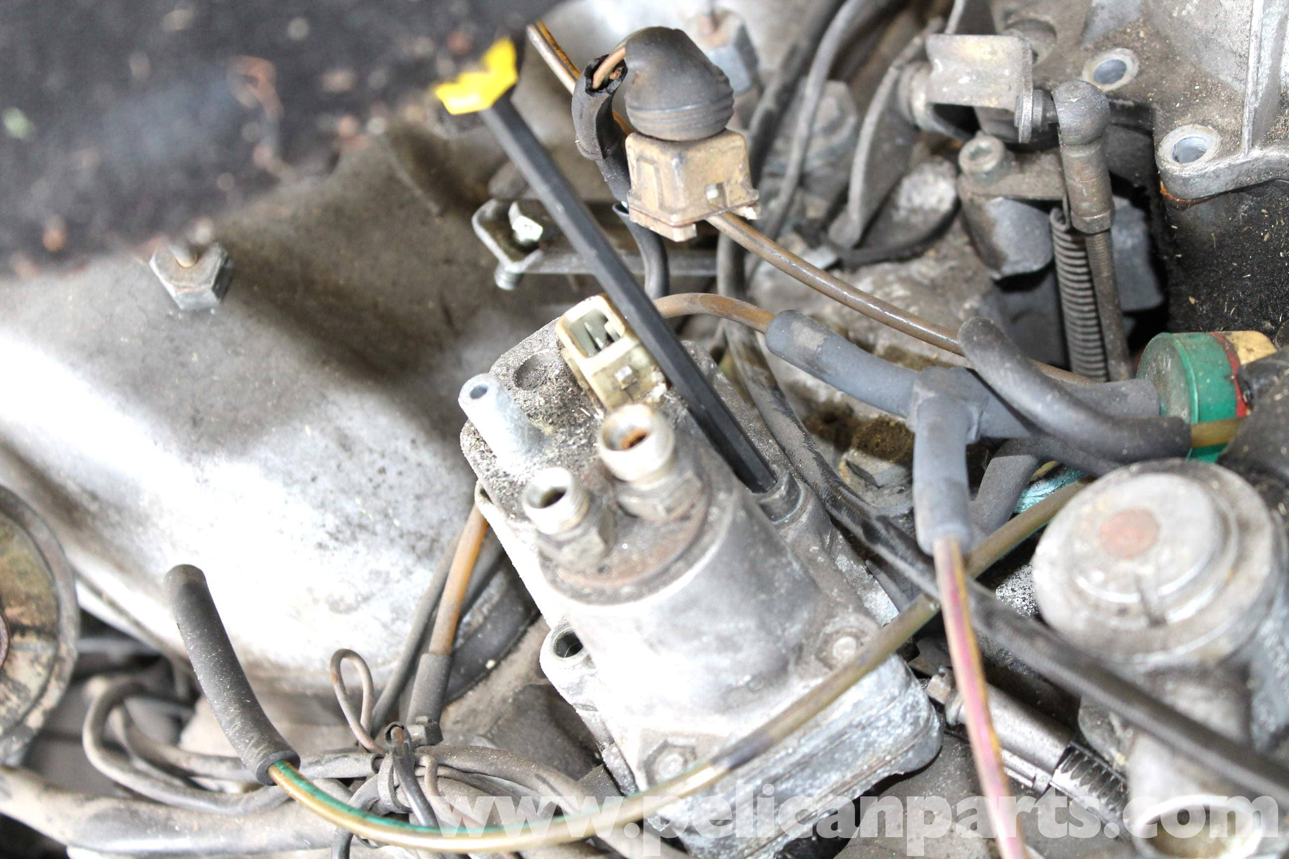 Mercedes-Benz R107 Warm-Up Regulator Replacement | 1972-1986