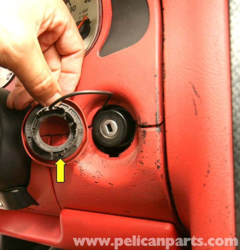 Pic on Key Ignition Switch Replacement